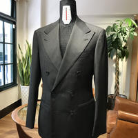Charcoal Gray DB Suit