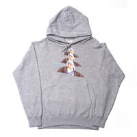 TERESA FAMILY HOODY GRAY