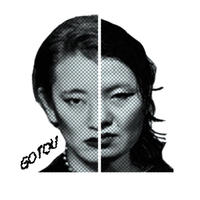 GOTOU: S/T  CD + ZINE