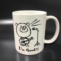 Pomuぐま×I'm Good!! マグカップ