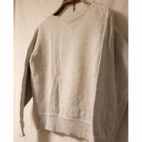 40's~50's  Vintage Double V Sweat Shirt
