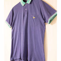 """70's French """"LACOSTE"""" Polo Shirt"""