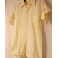 """40's~50's """"PILGRIM"""" Seersucker Shirt"""
