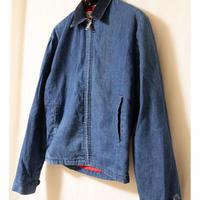 60's BIG MAC Zip Up Denim Jacket