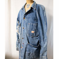 """50s """"PAY-DAY"""" Penny's Denim Coverall Jacket"""