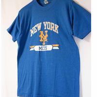 "80's ""Champion"" New York Mets T-Shirt"