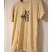 "60's ""TIGER""Print T-Shrit"