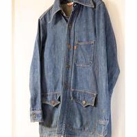 "70s ""LEVI'S"" 70660 Denim Coverall Jacket"