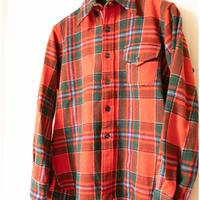 40's McGREGOR Wool Check Shirt