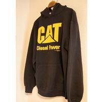 """90's """"CAT"""" Hoodie Sweat shirt"""