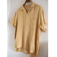 """60's """"Penneys"""" Embroidered Short Sleeve Shirt"""