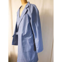 French Vintage Tielocken Coat