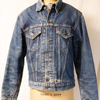 70's Levis 70505-0317 Big-E Blanket Denim Jacket