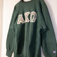 90's Champion Fraternity Reverse Weave Sweat Shirt