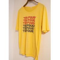 "80's~ ""TEN FOUR/"" T-Shirt"