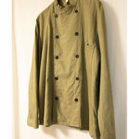 60's East Germany Military  Cook Jacket
