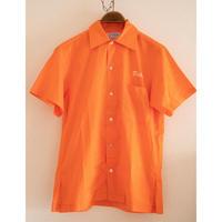 "70~80's ""Hilton"" Bowling Short Sleeve Shirt"