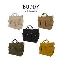 buddy [6号帆布] 5色展開