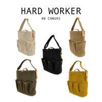 hard worker [6号帆布] 5色展開
