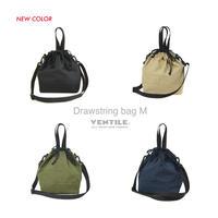 Drawstring bag M  (VENTILE fabric)
