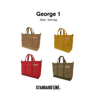 George 1 [カラー4号帆布] 4色展開