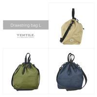 Drawstring bag L