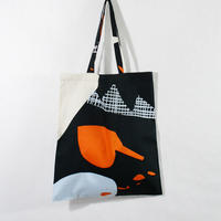 "TOTE BAG ""Fresh Black"""