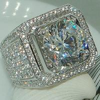 ダイヤモンドCZリング 指輪