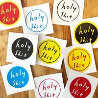 HOLY SHIT Sticker