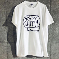 HOLY ROLL T-Shirt / WHITE