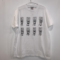 8 SHIT T-Shirt/WHITE