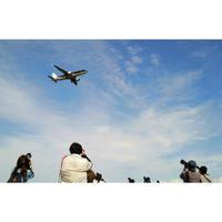 7/13(土) 横浜・海上お写んぽ★船上から大空に舞う!飛行機を撮ろう写真教室