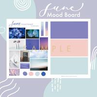 【FREE】6月のMood Board