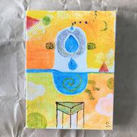 【だ-15】「水の番人」 ST137