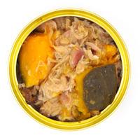 [常温発送]コエリョナボボラ(ウサギとキノコとかぼちゃのシチュー)缶詰