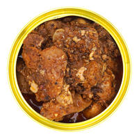 [常温発送]ピピィシュ(鶏内蔵モツの辛口トマト煮)缶詰