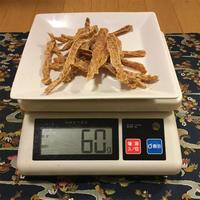 鶏ササミジャーキー60g