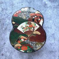 ひょうたん型の漆器 小物入れ / お弁当箱