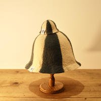 SAUNA HAT  No.81「Stripe」※おまけ付き