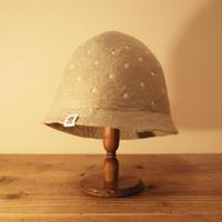 SAUNA HAT  No.128「Dot」