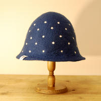SAUNA HAT  No.138「Dot」