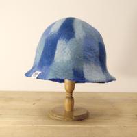SAUNA HAT  No.146「MADARA」
