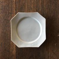 三浦ナオコ 隅切り皿