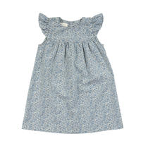 OLIVIER LONDON  / Amber Dress - Chamomile Blue -