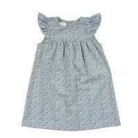 OLIVIER LONDON  / Amber Dress - Chamomile Blue -