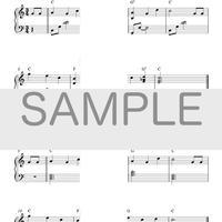10分間ジャズピアノレッスン「ハッピー・バースデイ」初級編・中級編   [楽譜PDF]