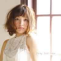 松谷さやか 3rd Album『Pray for one』