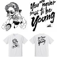 ヤング!Tシャツ(ウェブストア予約者様完全限定商品 11月18日月〜11月22日金まで)