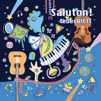 【Mini Album】Saluton! / teDesUtETT(CD)