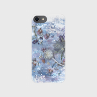 dry flower02 clear iPhone  case